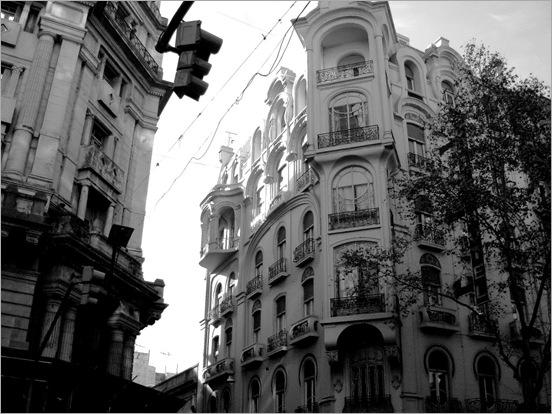 Avenida de Mayo Buenos Aires jun 09