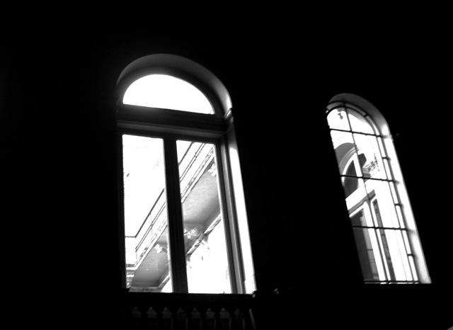Casa Rosada Bs.As. ventanas