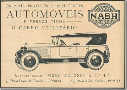 1927 Automóveis Nash