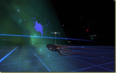 The Crystalline Entity, already a fleet action, now also wanders the Alpha Centauri sector block