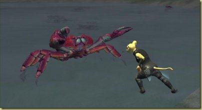 Crabby?  You betcha!