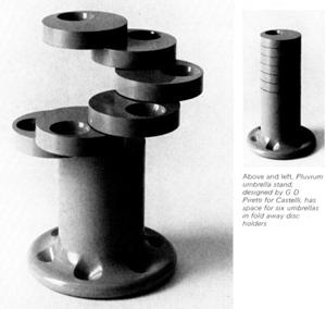 Pluvium, Design Magazine 3/1972