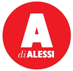 A di Alessi logo