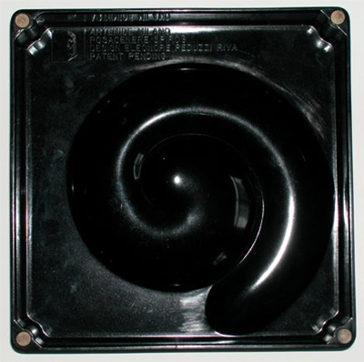 Spyros ashtray underside