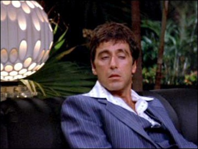 Scarface Rougier lamp