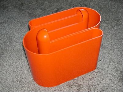 2 Orange Portariviste