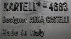 Castelli 4683 imprint