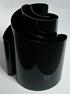 Deda vase black/black