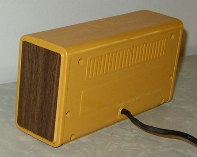 Lumitime model CC-81, yellow
