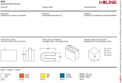 Buk technical data sheet