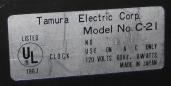 Lumitime model C-21