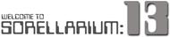 Sorellarium: 13 logo