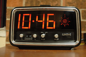 Lumitime LT-11 clock