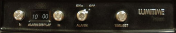 Lumitime LT-11 knobs