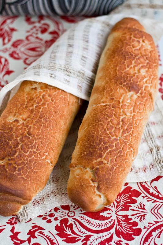 Pan de maíz con piel de tigre ¡divino!