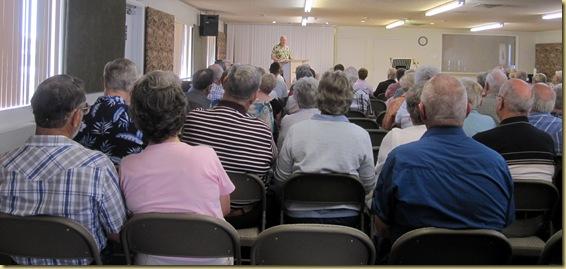 2010-03-28 - AZ, Yuma -1- Cactus Gardens - Sunday Worship Service