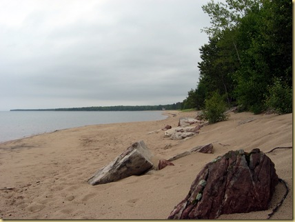 2009 - August - Lake Superior Beach Slideshow-10
