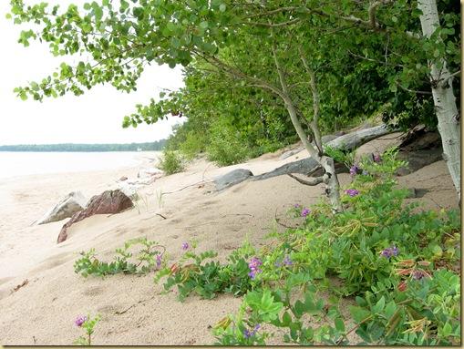 2009 - August - Lake Superior Beach Slideshow-11