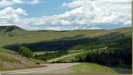 2010-07-23 -4- MT, Highways 89 and 49 along Glacier National Park 1004