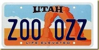 Utah license
