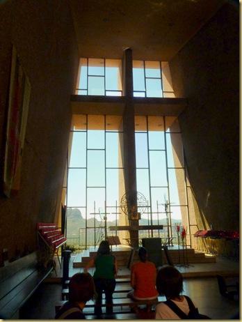 2010-09-23 - AZ, Sedona -2 - Chapel of the Holy Cross - 1012
