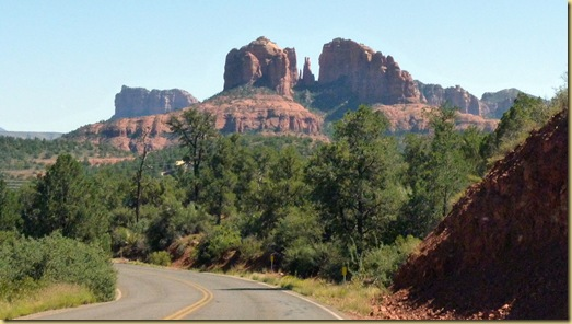2010-09-23 - AZ, Sedona -3- Red Rock Loop Scenic Drive - 1009