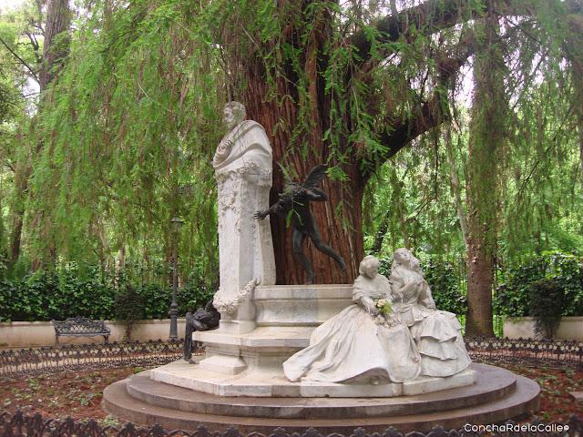 Sevilla - P. Mª Luisa - Glorieta de Becquer - 3s.jpg
