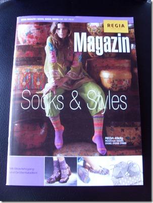 2011_05 Regia Socks & Styles