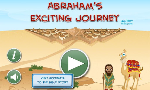 Abraham's Exciting Journey