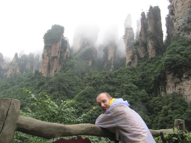 Zhangjiajie - looks like Avatar