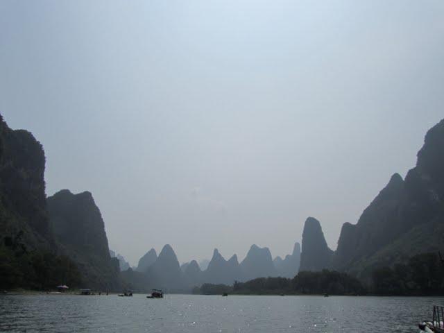 Bamboo trip to Yangshuo