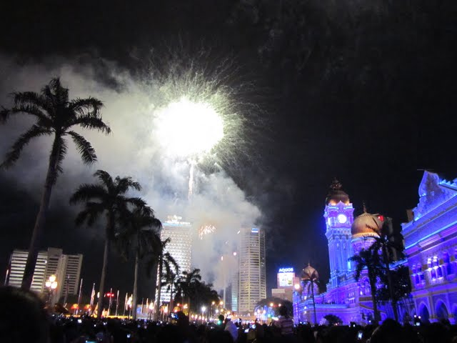 New Year KL