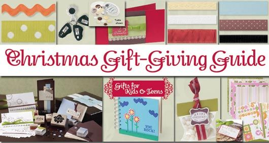 Stampin' Up! Australia Christmas Extravaganza Promotion