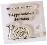 cartão aniversário 6