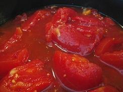 tomato sauce tomatoes