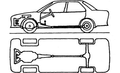 Rear-wheel drive