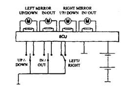 Feedback resistor for positional memory and the circuit.