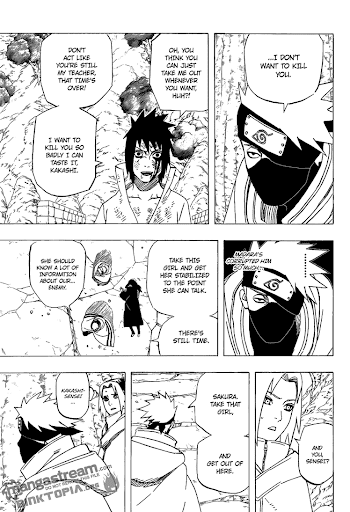Read Naruto 483 Online | 14 - Press F5 to reload this image