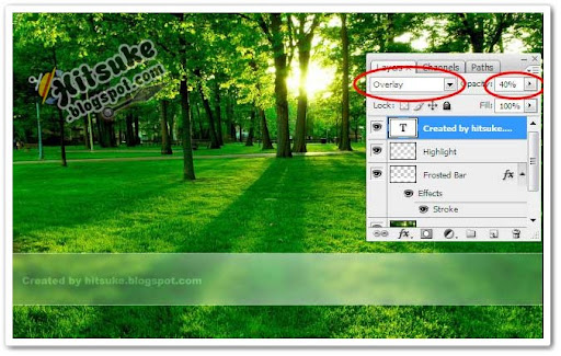 Cool Caption Text Photo Effect 08a
