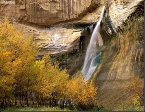 ELTALLERDELABRUJAMAR_Calf Creek Falls Utah
