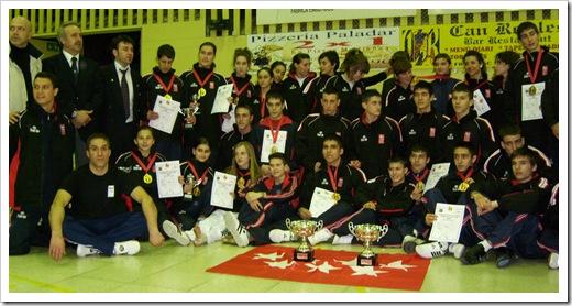 Equipo de Madrid