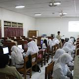 Pelatihan Linux bagi siswa IPA di SMA N 1 Sentolo