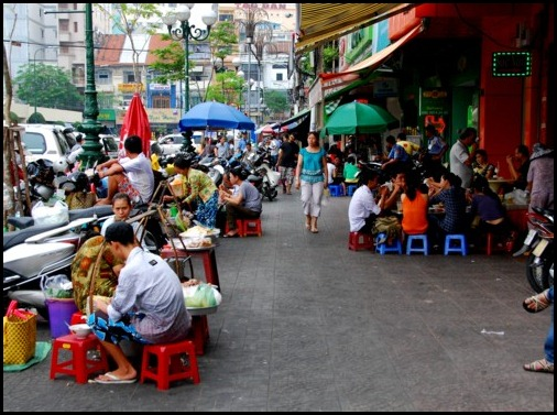 Saigon Street Cafes http://global-citizen-01.blogspot.com