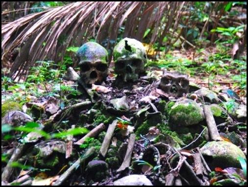 lawa funerary pile