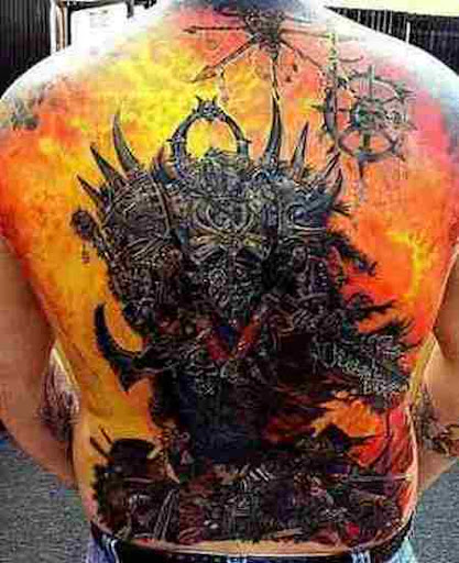 Pictures Of Amazing Tattoos