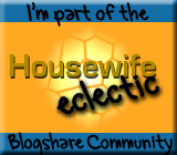Housewife Eclectic Blogshare Community