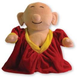 peluche Buda