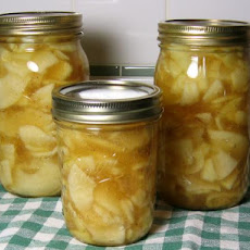 Apple Pie Filling With Clear Jel