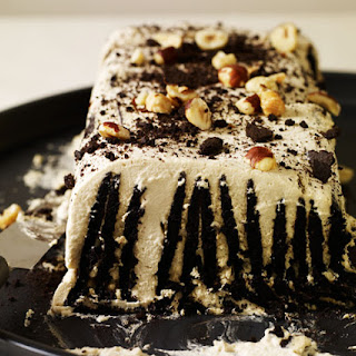 Coffee & Cream Icebox Cake