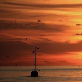 by Sharad Verma - Landscapes Sunsets & Sunrises
